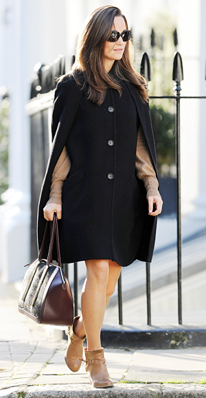 Pippa Middleton and Milli Millu bag