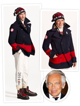 Ralph Lauren - Team USA - Olympics