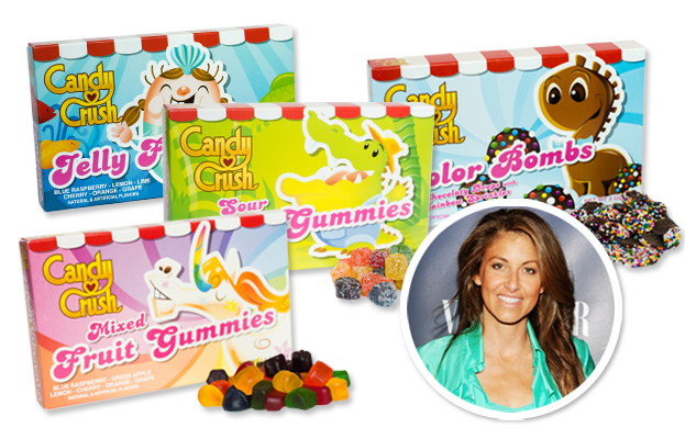 Candy Crush Candy and Dylan Lauren