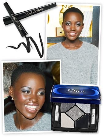 Lupita Nyong'O - Makeup