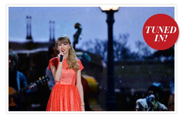 Taylor Swift, CMA 2012