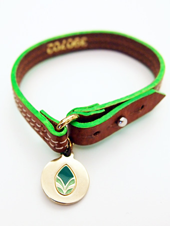 Anne Fontaine Forest Day Bracelet