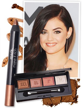 Lucy Hale CMA Awards 2013 Makeup