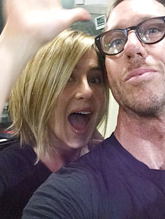 Jennifer Aniston Hair - Chris McMillan