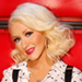 Exclusive! Details on Christina Aguilera's Looks from the First Live Shows on The Voice from Stylist Simone Harouche