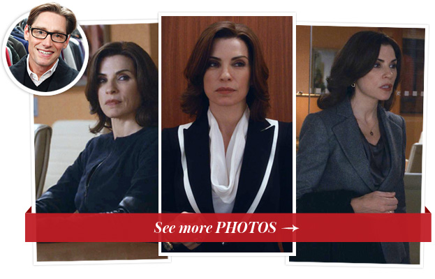 The Good Wife, Julianna Margulies, Daniel Lawson