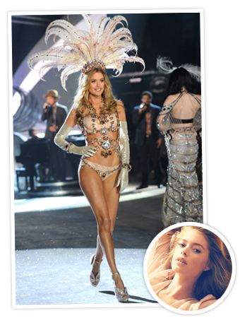 Victoria's Secret Fashion Show, Doutzen Kroes