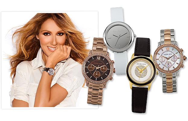 Celine Dion Quintessential Timepieces