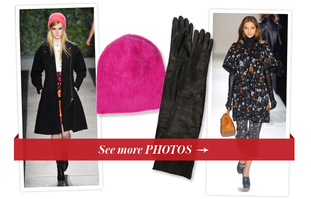Chic Stay-Warm Accessories