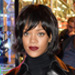 Rihanna's Latest Hairstyle? A Chin-Skimming Bob With Bangs!