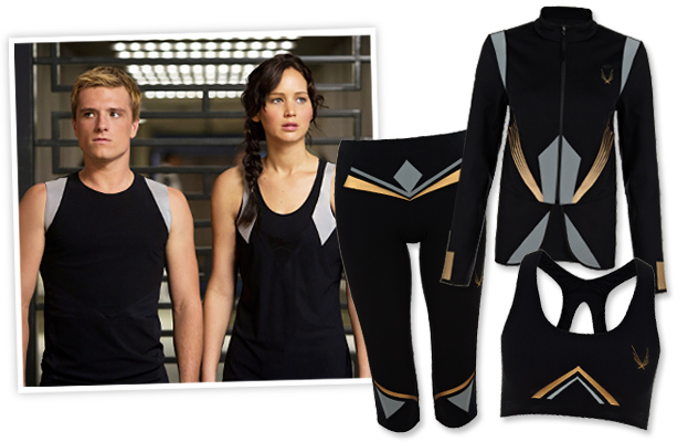 Now You Can Own Katniss Everdeen S Exact Training Gear Instyle