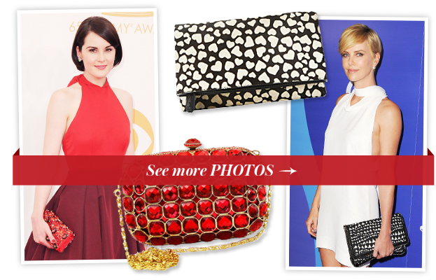 Celebrity-Inspired Clutches