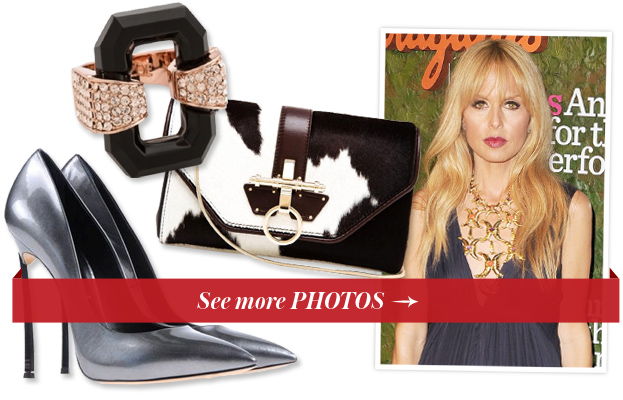 Rachel Zoe Holiday Dressing Tips