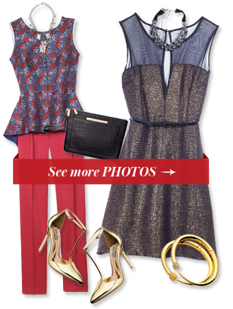 Instant Style: Holiday Cheer