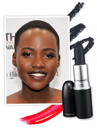 Lupita Nyong'O Lipstick