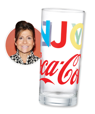 Lisa Perry x Coca-Cola