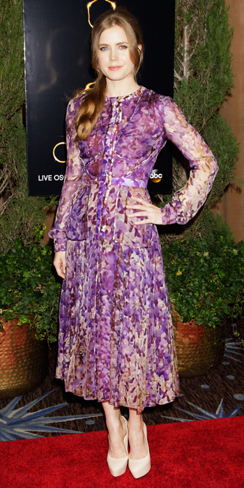 Look of the Day photo | Amy Adams