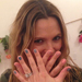 See Drew Barrymore's Gender Reveal Nails, Kate Middelton Fist Bumps and More