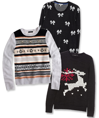 Holiday Sweaters