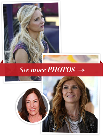 Nashville, Clare Bowen, Connie Britton and Susie DeSanto