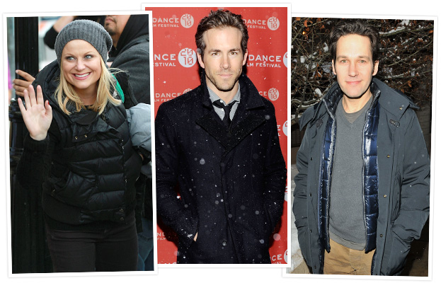 Amy Poehler, Ryan Reynolds, Paul Rudd