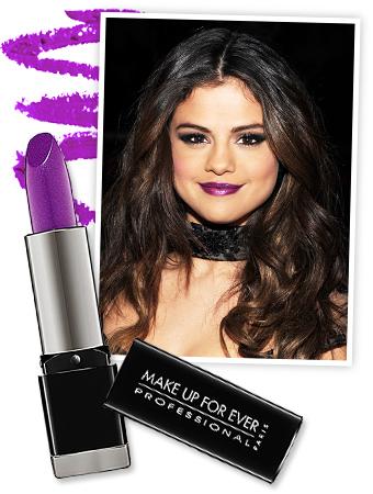 Selena Gomez Lipstick