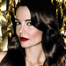 Try This Look Tonight: A Bold Red Lip Like Katie Holmes
