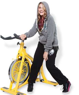 SoulCycle and Janet Fitzgerald