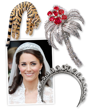 Cartier & Kate Middleton