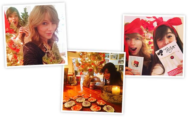 Taylor Swift & Hailee Steinfeld