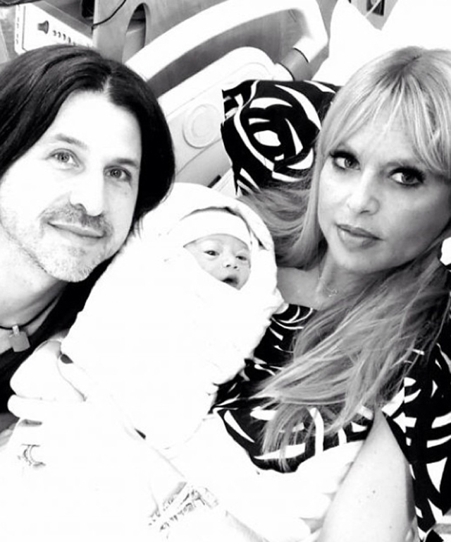Rodger Berman, Rachel Zoe, and Kaius Jagger