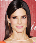 Sandra Bullock - Celebrity Beauty Tip - Matching Lipstick