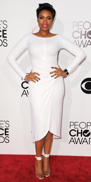 Look of the Day photo | Jennifer Hudson
