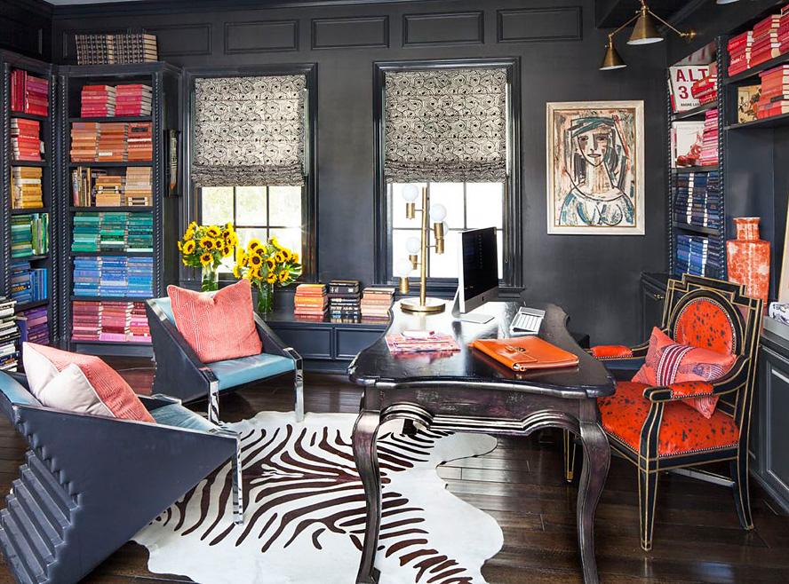 The office kourtney kardashian s house get the inside for Decoration maison kourtney kardashian