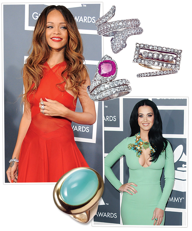 Grammy Jewelry 2013