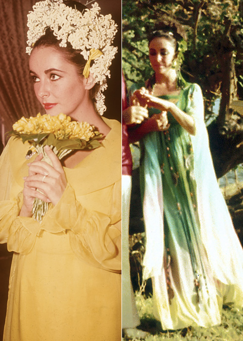 301 moved permanently for Elizabeth taylor wedding dress