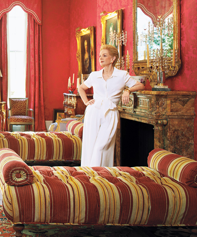 Carolina Herrera's Home