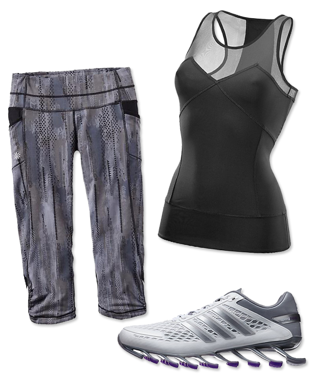 Divergent Training Gear