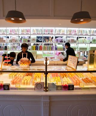Ladurée Macaron Shop