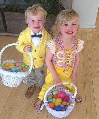 The Easter Bunny Was Here: 10 Festive Celebrity Instagrams