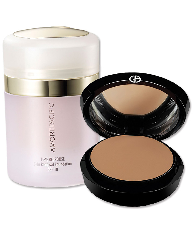 SPF Foundations