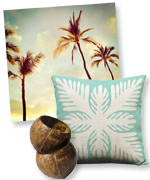 Hawaii home decor
