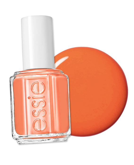 Pastel Orange Nail Polish Essie: Choose Your Color: Try A Tangelo