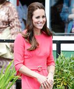 Kate Middleton in Goat