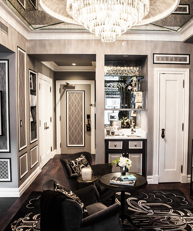 The F. Scott Fitzgerald Suite at the Plaza