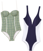 Slimming One-Pieces
