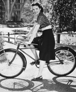 Celebs on Bikes