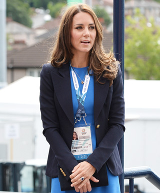 Kate Middleton Shows Off Impressive Hopping Skills in Her Favorite Sky-High Wedges