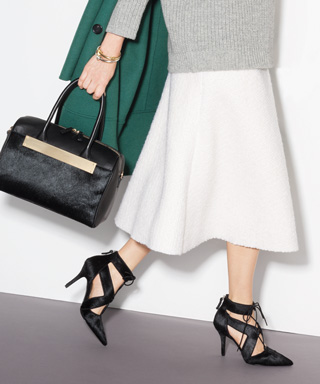 Fall 2014 InStyle Nine West Collaboration