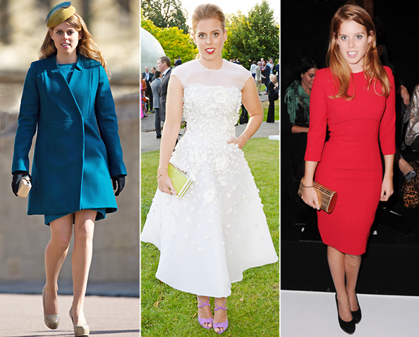 Princess Beatrice Birthday